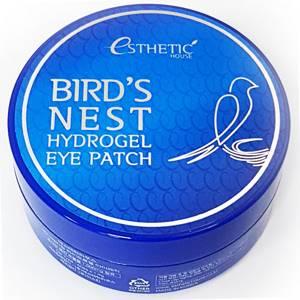 Гидрогелевые патчи с ласточкиным гнездом Esthetic House Bird's Nest, 60 шт