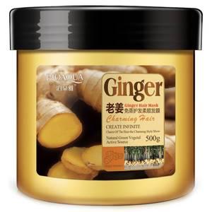 Имбирная маска для волос BioAqua Ginger Hair Mask, 500 мл