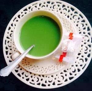Изумрудный тайский молочный чай ChaTraMue, 200 гр