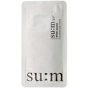 Кислородная маска для лица в саше Sum 37, 4 мл