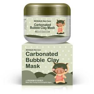 Маска для лица кислородная Carbonated Bubble Clay Mask, 100 гр