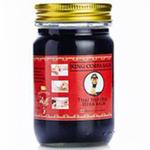 Кобровый тайский бальзам Thai Kinaree King Cobra Black Balm, 100 гр
