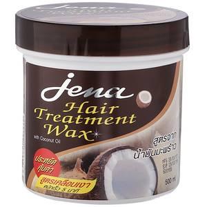 Кокосовая маска для волос Jena Hair Treatment Wax Coconut, 500 мл
