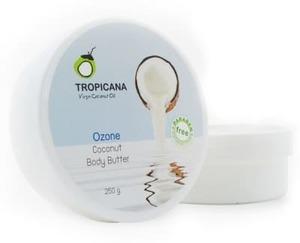 "Кокосовое крем-масло для тела Tropicana ""Ozone"", 250 гр"
