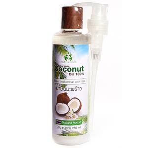 Кокосовое масло холодного отжима Natural Herb Extra Virgin, 250 мл