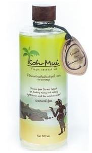 Кокосовое масло первого холодного отжима Koh Mui Tropicana, 500 мл