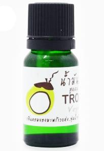 Кокосовое масло с экстрактом эвкалипта и ментола Tropicana, 10 гр