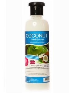 Кокосовый кондиционер для волос Banna с фруктовыми ароматами, 360 мл