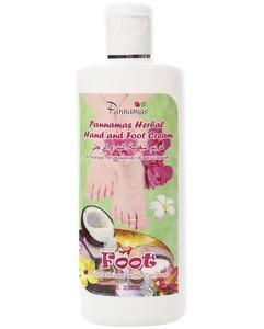Кокосовый крем для рук и ног универсальный Pannamas, 200 гр