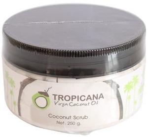 Кокосовый крем-скраб для тела Tropicana, 250 гр