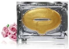 Коллагеновая маска для губ с биозолотом 24К, 5 гр