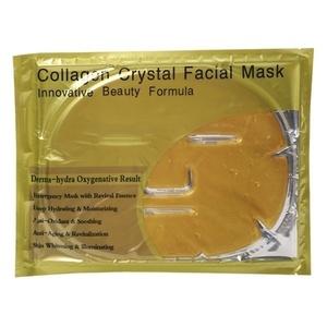 Коллагеновая маска для лица с ионами золота Gold Сollagen Facial Mask, 60 гр