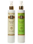 Комплекс (бальзам и шампунь) для улучшения роста волос Palmy Hair Active