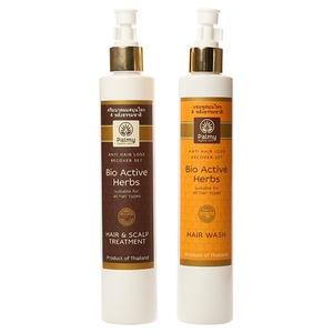 Комплекс (шампунь и бальзам) от выпадения волос Palmy Anti Hair Loss