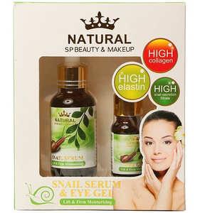 Комплекс сывороток для лица Natural SP Beauty & Makeup