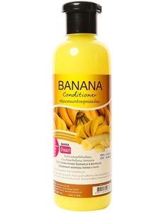 Кондиционер для волос Banna c ароматом банана, 360 гр