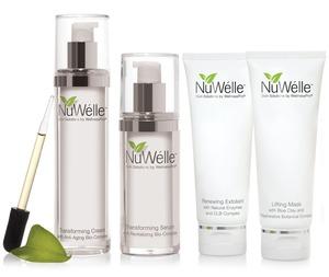 Косметический набор для ухода за кожей NuWelle