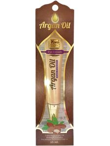 Крем для кожи вокруг глаз с аргановым маслом Yoko Argan Oil Eye Cream, 15 мл