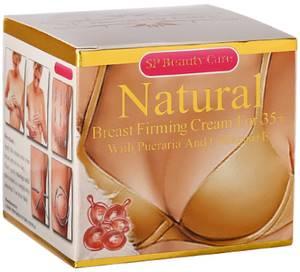 Крем для лифтинга груди с пуэрарией и коллагеном Natural SP Beauty & Makeup, 100 гр