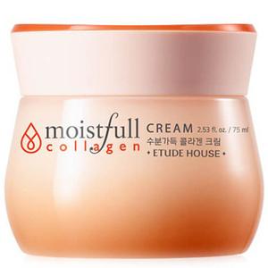 Крем для лица коллагеновый Etude House Moistfull Collagen Cream, 75 мл