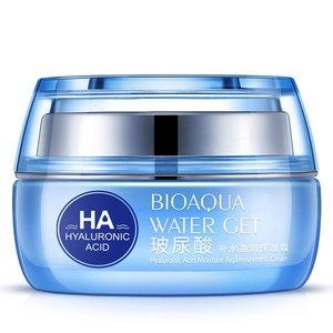 Гиалуроновый крем для лица Bioaqua Hyaluronic Acid Water Get, 50 гр