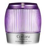 Крем для лица с коллагеном Coreana Premium Collagen Solution, 50 мл
