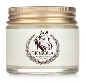 Крем для лица с лошадиным жиром Bioaqua, 70 гр