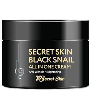 Крем для лица Secret Skin Black Snal All In One Cream, 50 гр