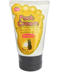 Крем для ног с ананасом Banna Pineapple Foot Cream, 120 мл
