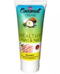 Крем для рук и ногтей с кокосом Banna Coconut Cream, 200 мл