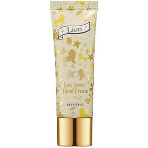 Крем для рук с лемонграссом Missha Love Secret Hand Cream Lemon Grass Lion, 30 мл