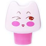 Крем для рук с цветочным ароматом розовый Animal, 60 гр