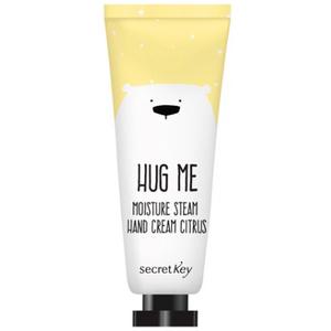 Крем для рук цитрусовый Secret Key Hug Me Moisture Steam Citrus, 30 мл