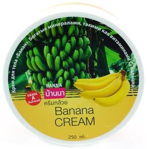 Крем для тела с экстрактом банана Banna, 250 гр