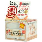Крем-гель «6 в 1» увлажняющий с изофлавонами сои Sana Soy Milk, 100 гр