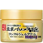 Крем-гель для лица с ретинолом и изофлавонами сои Sana Wrinkle, 100 гр