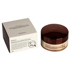 Крем на основе жира норки Deoproce Relaxing Care Mink Oil Cream, 100 гр