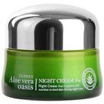 Крем ночной для лица Deoproce Aloe Vera Oasis Night Cream, 50 гр
