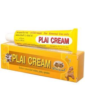 Крем от синяков, для лечения ушибов и гематом Abhai Plai Cream, 25 гр
