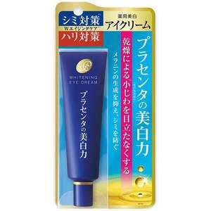 Крем с экстрактом плаценты для кожи вокруг глаз Meishoku Placenta, 30 гр