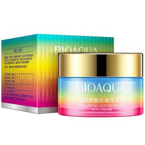 Крем с гиалуроновой кислотой BioAqua Peng Peng Hyaluronic Acid Cream, 50 гр