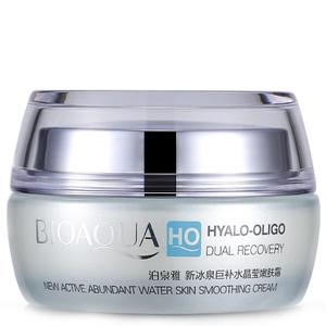 Крем с гиалуроновой кислотой и гинкго билоба BioAqua Hyalo-Oligo, 50 гр