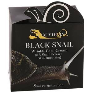 Крем с муцином черной улитки Black Snail Wrinkle Care Cream, 30 мл