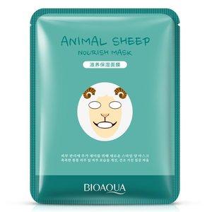Маска для лица Animal Bioaqua «Овечка»