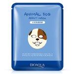 Маска для лица Animal Bioaqua «Собака»