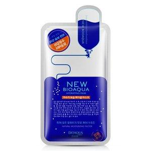 Маска для лица BioAqua New Hydrating Mask с гиалуроновой кислотой