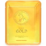 Маска для лица Elizavecca 24k Gold Water Dew Snail, 25 гр