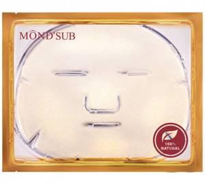 Маска для лица «Фитоколлаген и Биоплатина» Mondsub, 60 гр