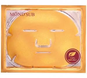 Маска для лица «Фитоколлаген и Биозолото» Mondsub, 60 гр