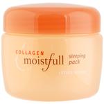 Маска для лица ночная с коллагеном Etude House Moistfull Collagen Sleeping Pack, 100 мл